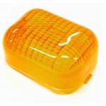 Knipperlamp glas Peugeot Fox - Orange