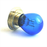 Lamp 12v-15w - Xenon look (blauw) - Koplamp Fox
